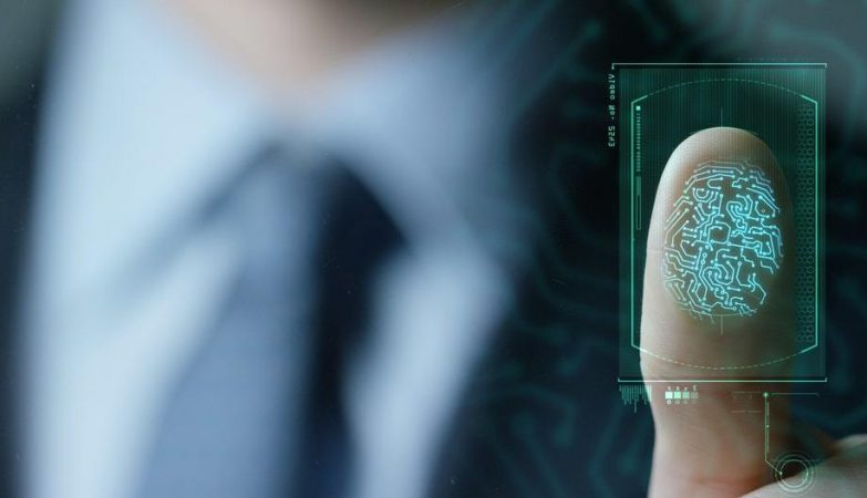 Different types of biometric for the access control system